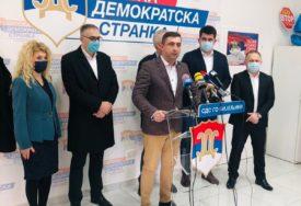 VRATA OTVORENA I ZA BIVŠE ČLANOVE Rukovostvo SDS u posjeti novom gradonačelniku Bijeljine