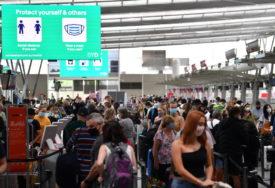 NEZAPAMĆEN SLUČAJ Zbog straha od korone proveo tri mjeseca na aerodromu