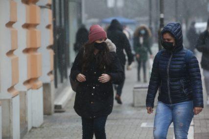 DUGOROČNA PROGNOZA Narednog vikenda moguće snježne padavine, a evo kakvo će vrijeme biti za NOVOGODIŠNJU NOĆ