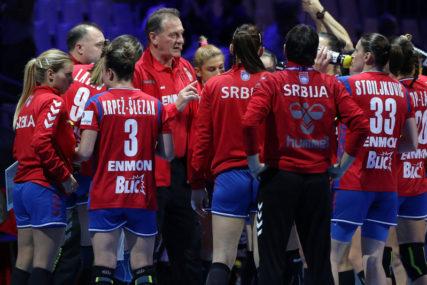 NOVI TESTOVI Još jedna pozitivna rukometašica u timu Srbije
