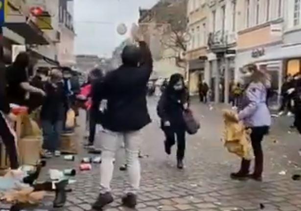 ČETVORO MRTVIH, POGINULO I DIJETE Nakon ulijetanja automobila među pješake JEDNA OSOBA UHAPŠENA (VIDEO)