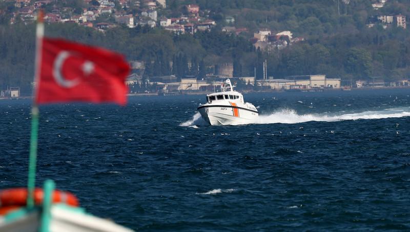 POTONUO TERETNI BROD KOD TURSKE Ruski mornari u čamcima čekaju spasavanje