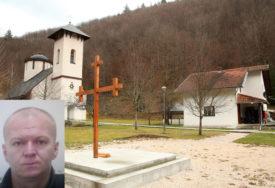 DRAGANU ŠEVI PRODUŽEN PRITVOR Osumnjičeni za ubistvo monaha Stefana ostaje iza rešetaka