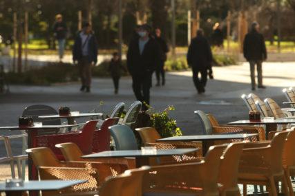 Nove mjere u Srbiji važe od sutra: Radno vrijeme ugostiteljskih objekata sa baštama do 22 časa