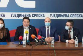 """""""NAPAD NA USTAVNO UREĐENJE BiH"""" Ujedinjena Srpska o prisluškivanju Tegeltije"""
