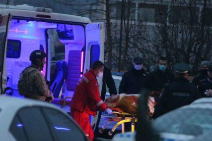 STABILNO ZDRAVSTVENO STANJE DRAGANA ŠEVE Osumnjičeni za ubistvo monaha Stefana OPERISAN U UKC RS