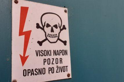 """TRAGEDIJA U TESLIĆU Radnik """"Elektrodistribucije"""" poginuo od strujnog udara"""