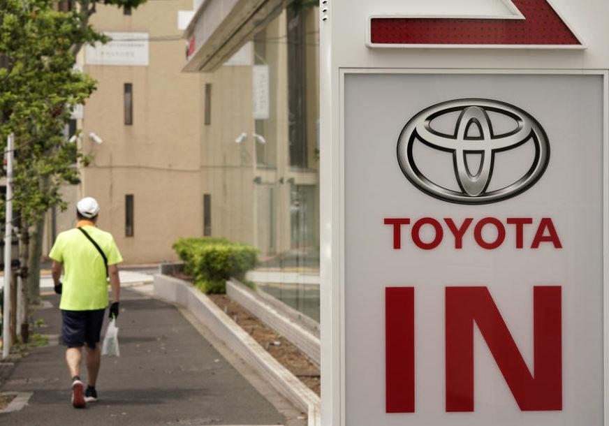 ZA NJIH NEMA KRIZE Tojota povećala prodaju automobila, gigant odlično prošao u Kini