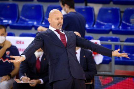 SRAMOTA Obradović razočaran poslije debakla Zvezde u Rusiji