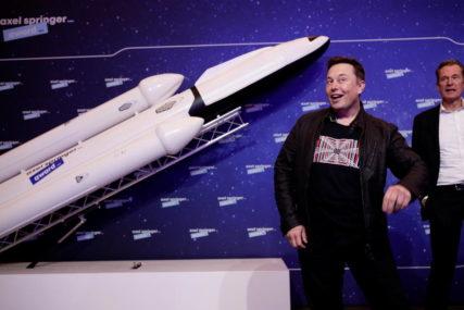 TEHNOLOGIJA JE PRIORITET  Ilon Mask objavio kada će ljudi moći da lete na Mars