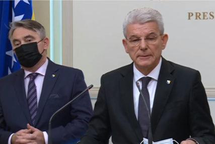 """""""DAN VISOKIH ZVANICA"""" Komšić i Džaferović danas na Manjači"""