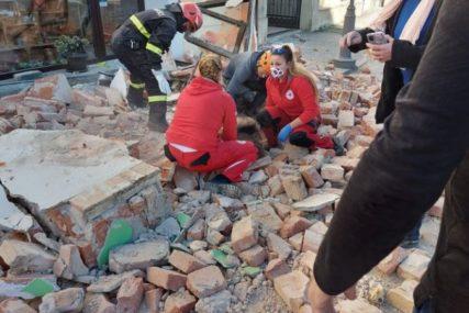 PETRINJA PONOVO EPICENTAR Novi zemljotresi u Hrvatskoj, jedan je od 4,8 Rihtera