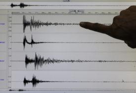 TRESLO SE TLO Zemljotres u Dalmaciji, epicentar u blizini Zadra