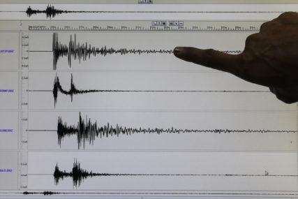 OSJETIO SE I U SUSJEDNIM ZEMLJAMA Zemljotres jačine četiri stepena pogodio Albaniju