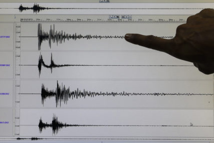 PETRINJA SE PONOVO ZATRESLA Registrovan potres od 3,8 STEPENI po Rihteru