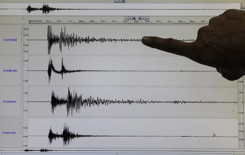 TRESLO SE U SRBIJI Zemljotres jačine 3.3 stepena pogodio Kragujevac