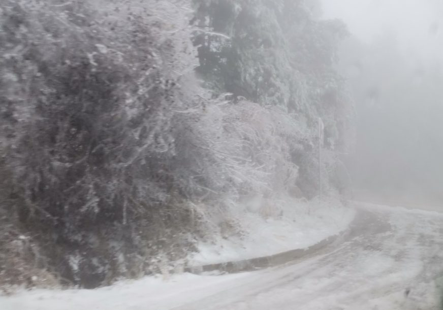 Dijelovi zemlje bez struje: Snijeg napravio probleme u Albaniji