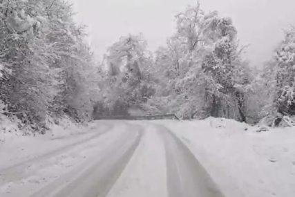 NEVJEROVATNO SPASAVANJE Dječak izvučen ispod tri metra debelog snijega (VIDEO)