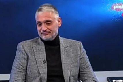 """""""BILO JE OZBILJNO"""" Čeda Jovanović prvi put u javnosti poslije izlaska iz bolnice"""