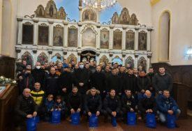 NEVENA ĆE ZA ČASNI KRST PLIVATI TREĆI PUT U Prijedoru prijavljeno 49 plivača, a među njima jedna žena