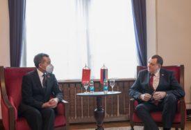 USPJEŠNA SARADNJA Dodik se sastao sa ambasadorom Kine, Đi Ping obećao pomoć u nabavci vakcina