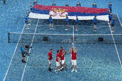 Brani trofej na ATP kupu: Teniska reprezentacije Srbije prvi meč igra 2. februara