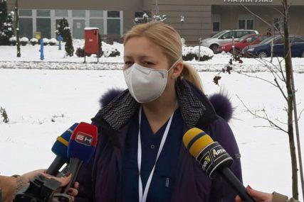 TRENUTNO 18 PACIJENATA ŽIVOTNO UGROŽENO Radojčić: Epidemiološka situacija u Bijeljini blago stabilnija