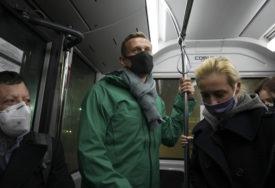 NAVALJNI STIGAO U MOSKVU Avion sa liderom ruske opozicije sletio na drugi aerodrom od planiranog