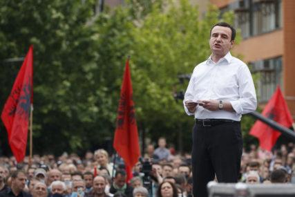 Kurti ostaje bez mandata: CIK nije verifikovao kandidate Samoopredjeljenja za poslanike