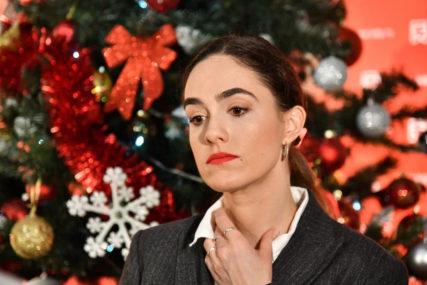 ANJA ALAČ U DRUGOM STANJU Glumica već napustila sve predstave u kojima je igrala