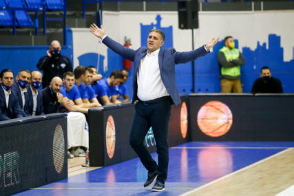 """""""ZASLUŽILI SMO POBJEDU PROTIV MEGE"""" Trener Bajić zadovoljan nakon trijumfa Igokee"""