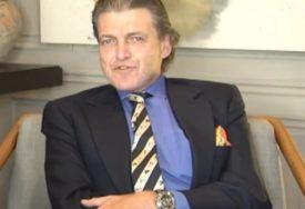 POSLJEDNJE DANE PROVEO U ŠVAJCARSKOJ Preminuo čuveni bankar Bendžamin Rotšild