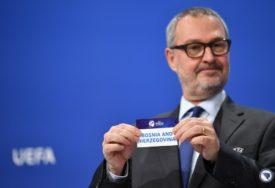 TEŽAK ŽRIJEB Mlada reprezentacija BiH nije imala sreće, grupa za kvalifikacije na EP veoma jaka