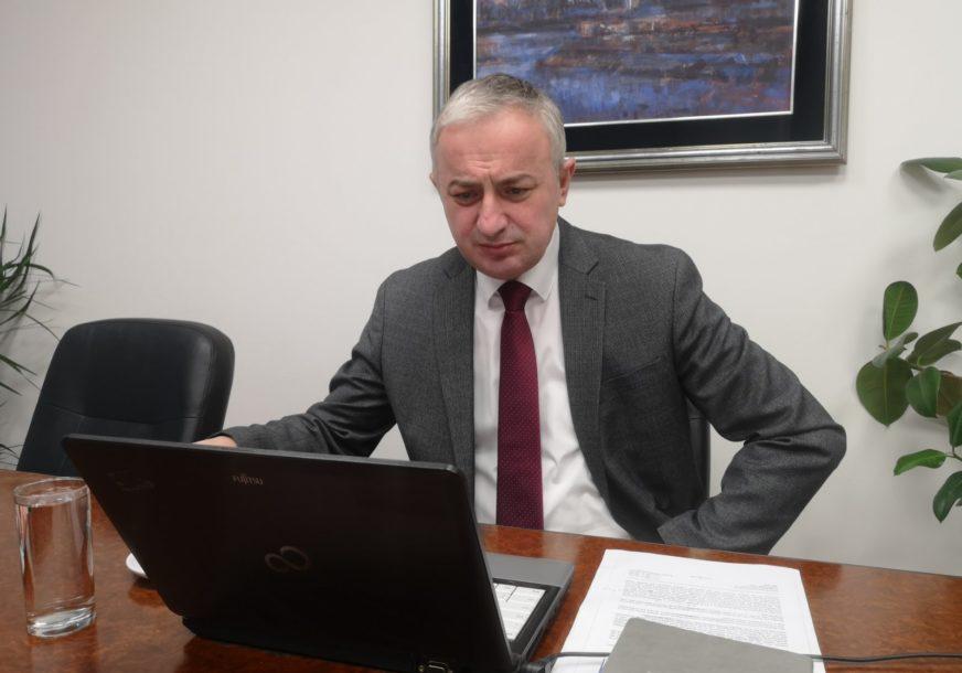 """Borenović čestitao Dan pobjede nad fašizmom """"Ulazak u EU put za stabilnu budućnost"""""""