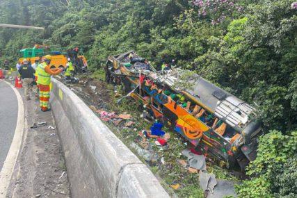 Teška saobraćajna nesreća: Poginulo 19 osoba, među njima i jedno DIJETE I PETORO TINEJDŽERA