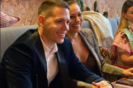 DVA MJESECA LJUBAVNE VEZE Ceca upoznala Bogdanovu kćerkicu, prisustvovala i rođendanu malene Iskre