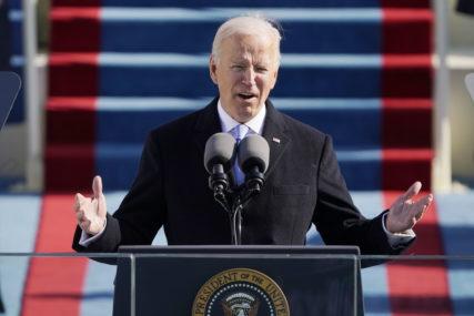 """""""POBIJEDILA JE DEMOKRATIJA"""" U prvom predsjedničkom govoru Bajden poručio da želi da ujedini SAD"""