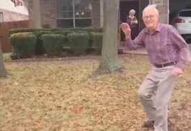 """DJED RASPLAKAO MILIONE LJUDI """"Iskoristi svaki mogući trenutak s ovim čovjekom"""" (VIDEO)"""