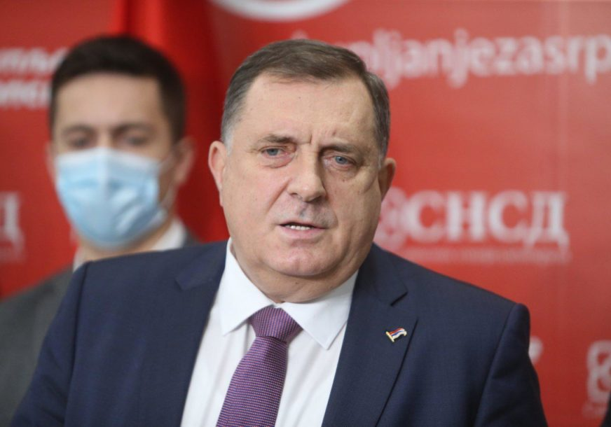 """""""DOKAŽITE DA JE UKRADENA I IZVINIĆU SE"""" Dodik tvrdi da situacija sa ikonom obračun političkog Sarajeva"""