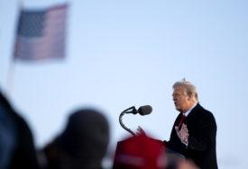 U ZADNJIM SATIMA VLADAVINE Trampovo posljednje pomilovanje je bivši muž voditeljke Foksa