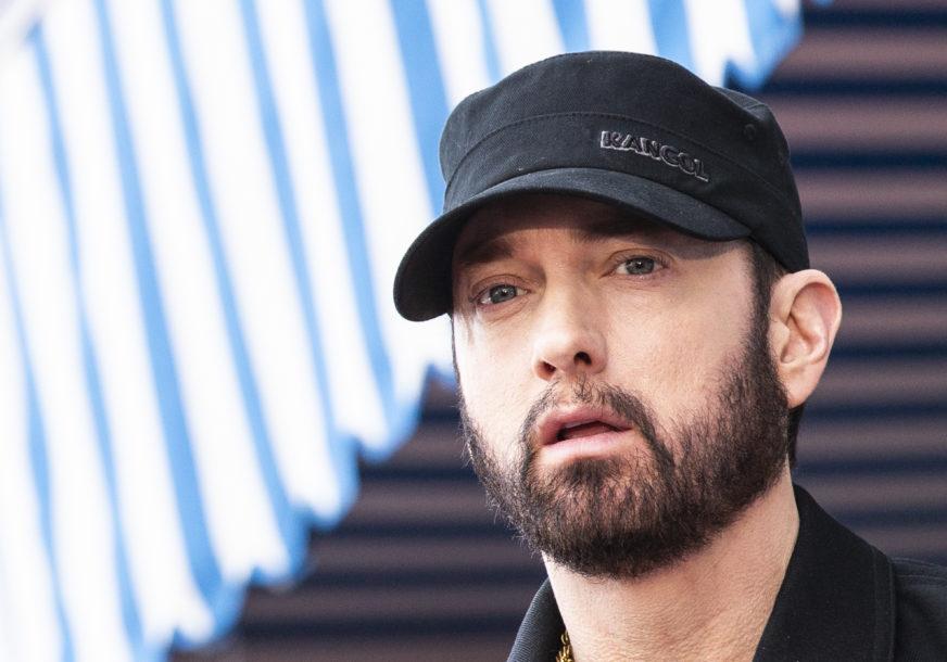"""OBRADOVAO MNOGE OBOŽAVAOCE Eminem objavio spot za pjesmu """"Higher"""""""