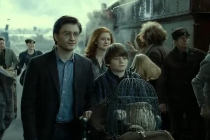 Sve je još u početnoj fazi: U pripremi nova serija o Hariju Poteru (VIDEO)