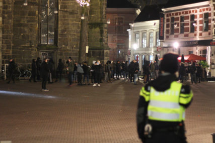 UHAPŠENO 190 LJUDI U Holandiji masovni protesti protiv mjera restrikcije koje su uvedene zbog korone