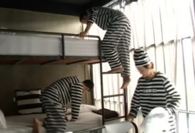 """""""GOSTI ILI VOLE ILI MRZE OVO MJESTO"""" Hostel na Tajlandu nudi iskustvo spavanja u samici iza rešetaka (VIDEO)"""