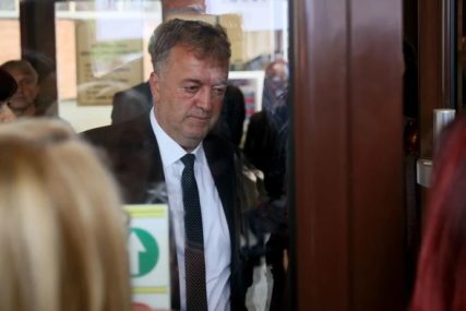 JUTKA KONAČNO U ZATVORU Bivši predsjednik opštine Brus javio se na izdržavanje kazne