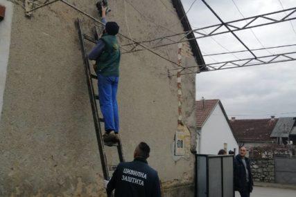 Posljedice zemljotresa: Komisija za procjenu štete pregledala 1.636 objekata u Kostajnici, sedam za rušenje