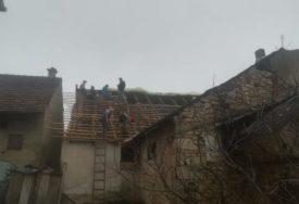 Zemljotres pričinio veliku materijalnu štetu: Ukinuto vanredno stanje u Kostajnici proglašeno 29. decembra prošle godine