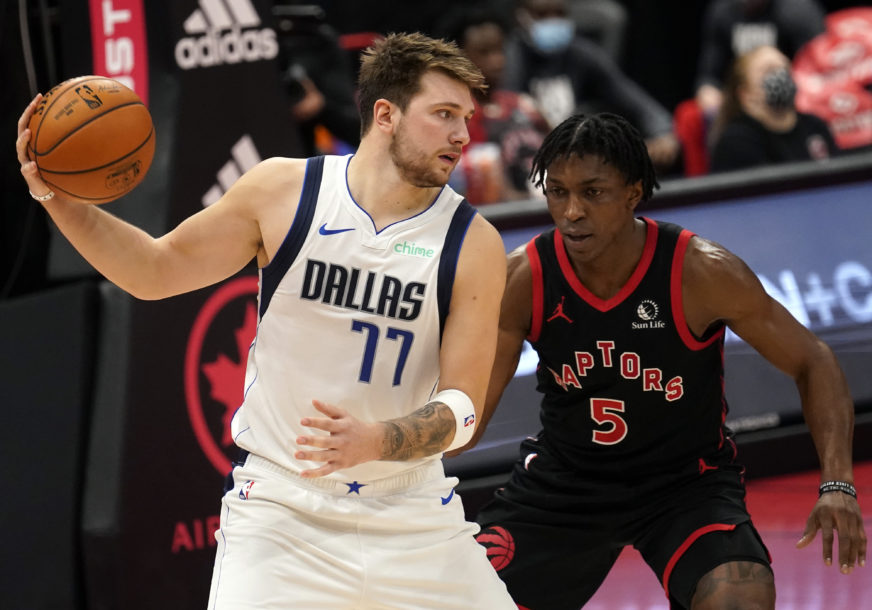 SRBI BEZ UČINKA Dončić postavio rekord u NBA