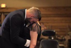 SNIMAK RASPLAKAO CIJELU PLANETU Sin je ovako ispunio posljednju želju bolesne majke (VIDEO)