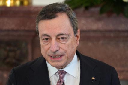 NAKON OSTAVKE KONTEA Mario Dragi kandidat za premijera Italije
